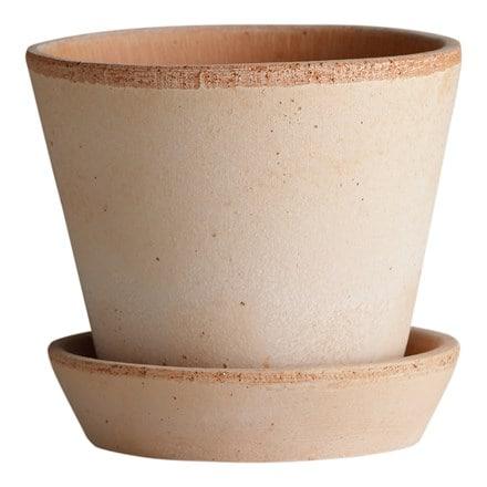 Julie antique rose pot
