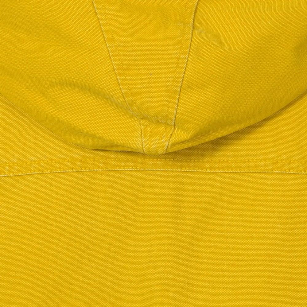 Baden unisex hooded full zip smock miel