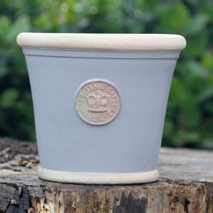 Kew orangery pot - light grey