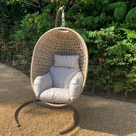 Bramblecrest single seat hanging cocoon
