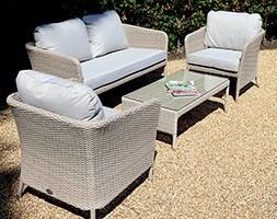 Bramblecrest 4 piece stacking sofa set