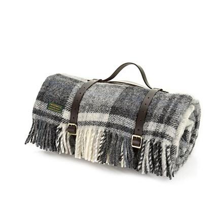 Tweedmill polo picnic rug