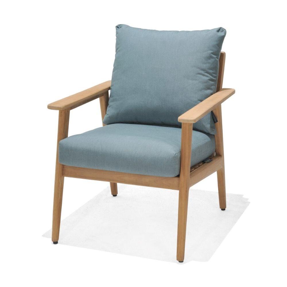Lifestyle Garden Eve teak armchair with cushions