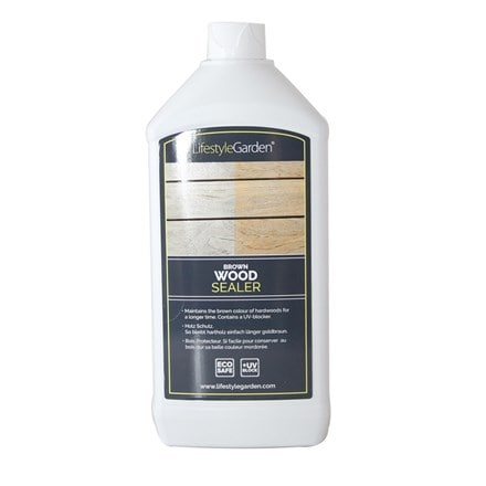 Lifestyle Garden brown wood sealer