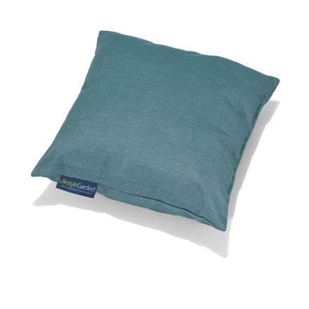 Lifestyle Garden scatter cushions - plain green