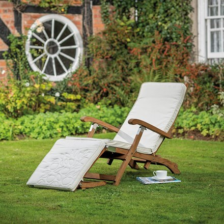 RHS Kettler steamer cushion