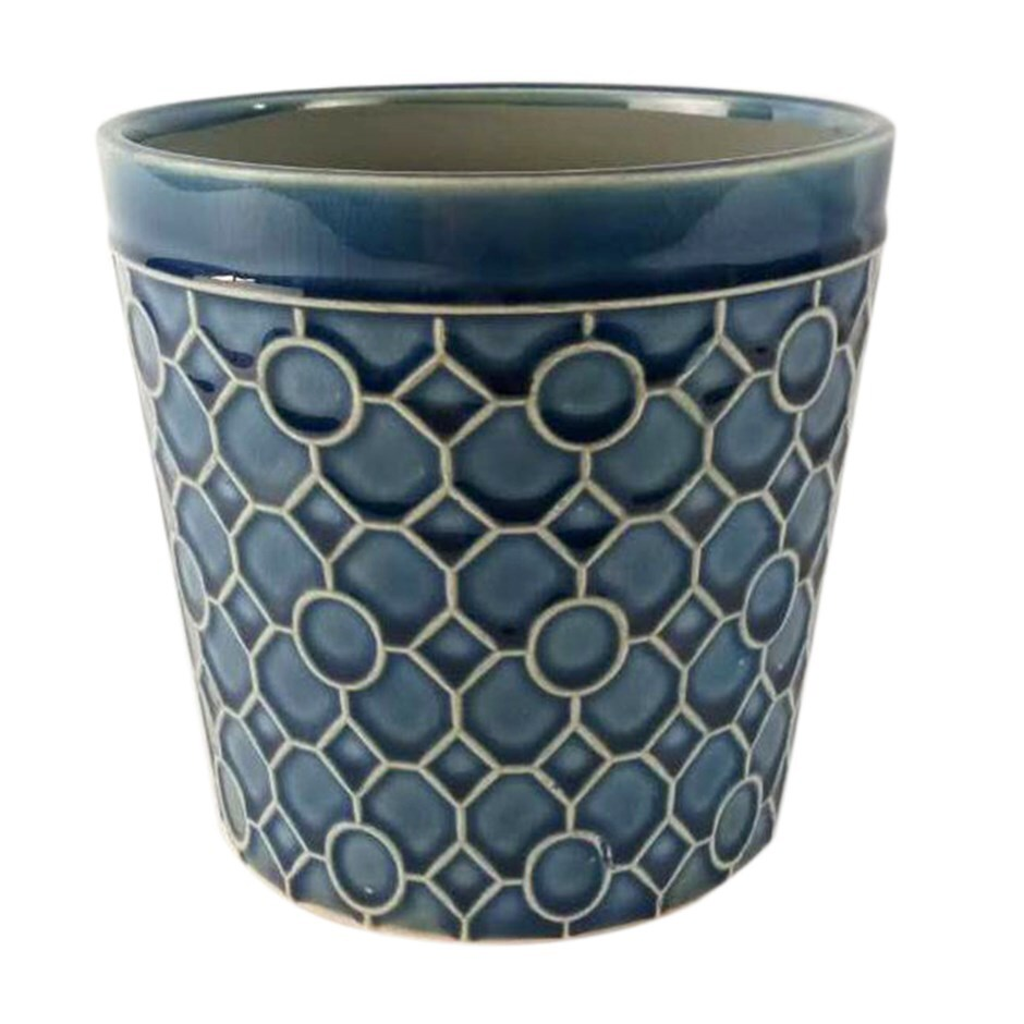 RHS interiors lattice royal blue cone