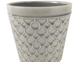 RHS interiors lattice stone white cone
