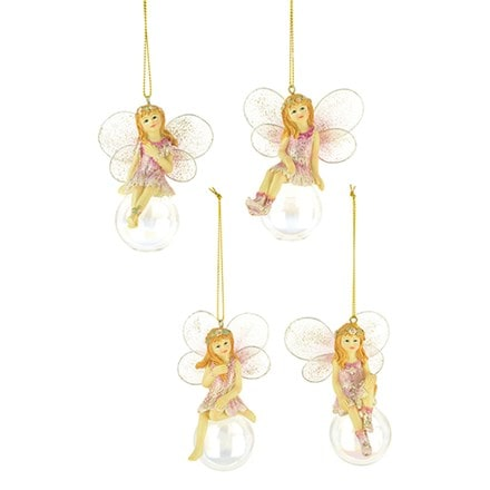 Bubble fairy hangers