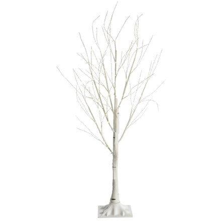 Micro LED birch tree