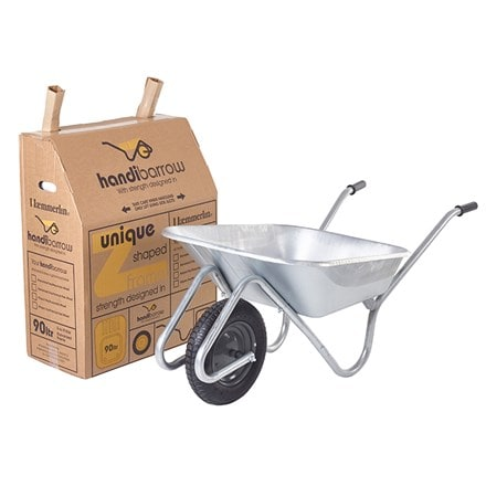 Galvanised Handibarrow wheelbarrow