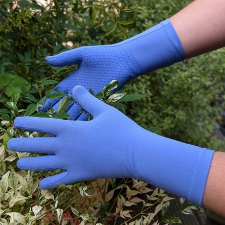 Everyday gardening gloves - lavender blue