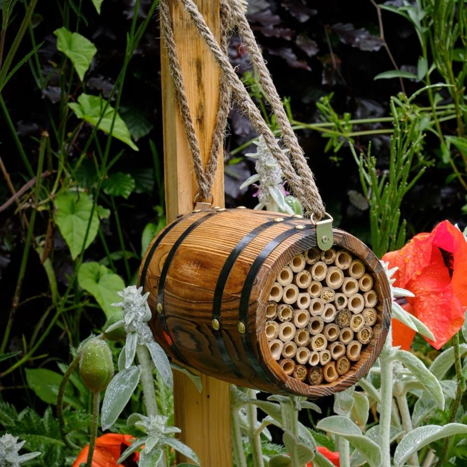 Bee barrel