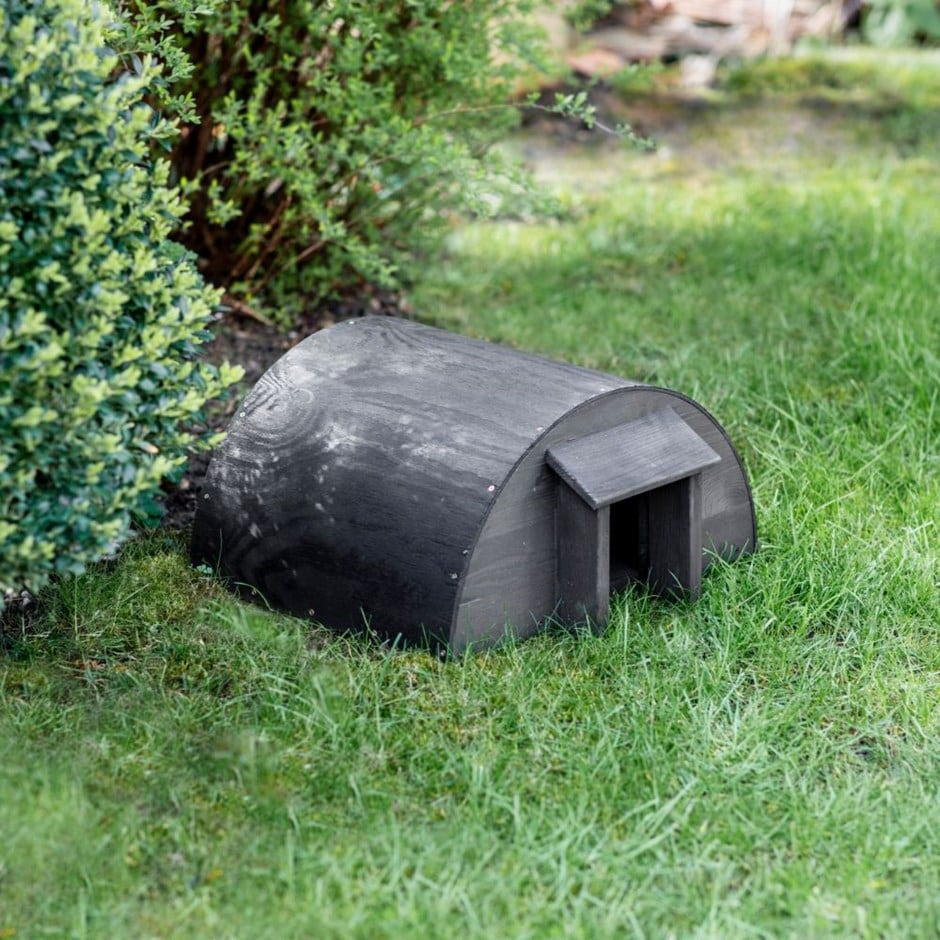 Spruce hedgehog home