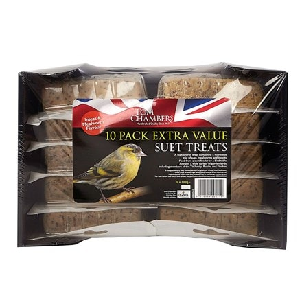 Suet treats - 10 pack