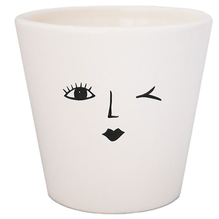 Face planter cheeky