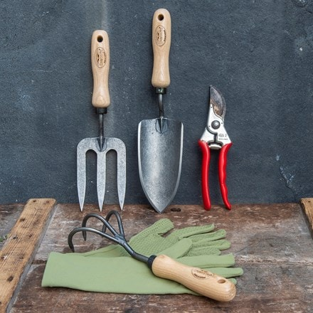 Top notch gardener's starter kit