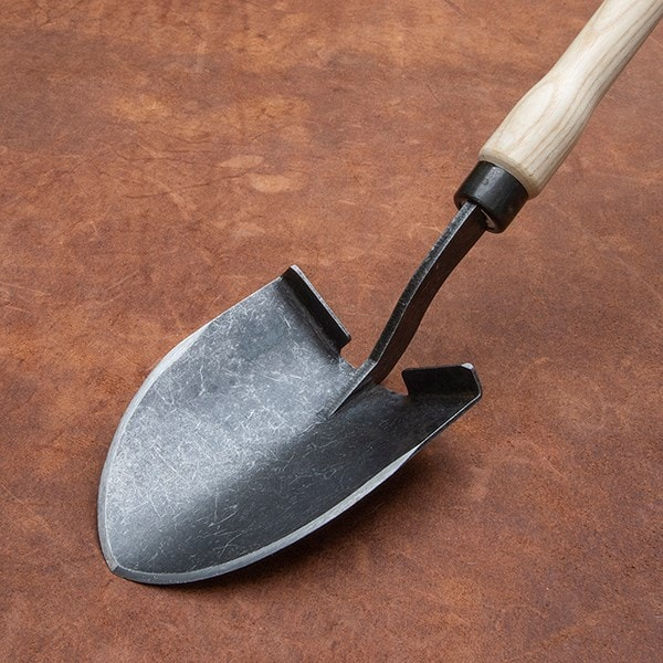 DeWit mini shovel ash drop grip handle