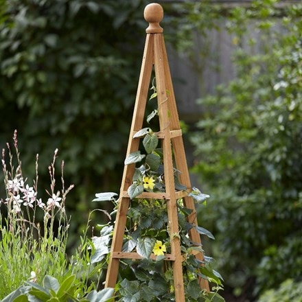 Woodland obelisk tan 1.5m