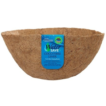 Watersave coco fibre liner - 2 sizes