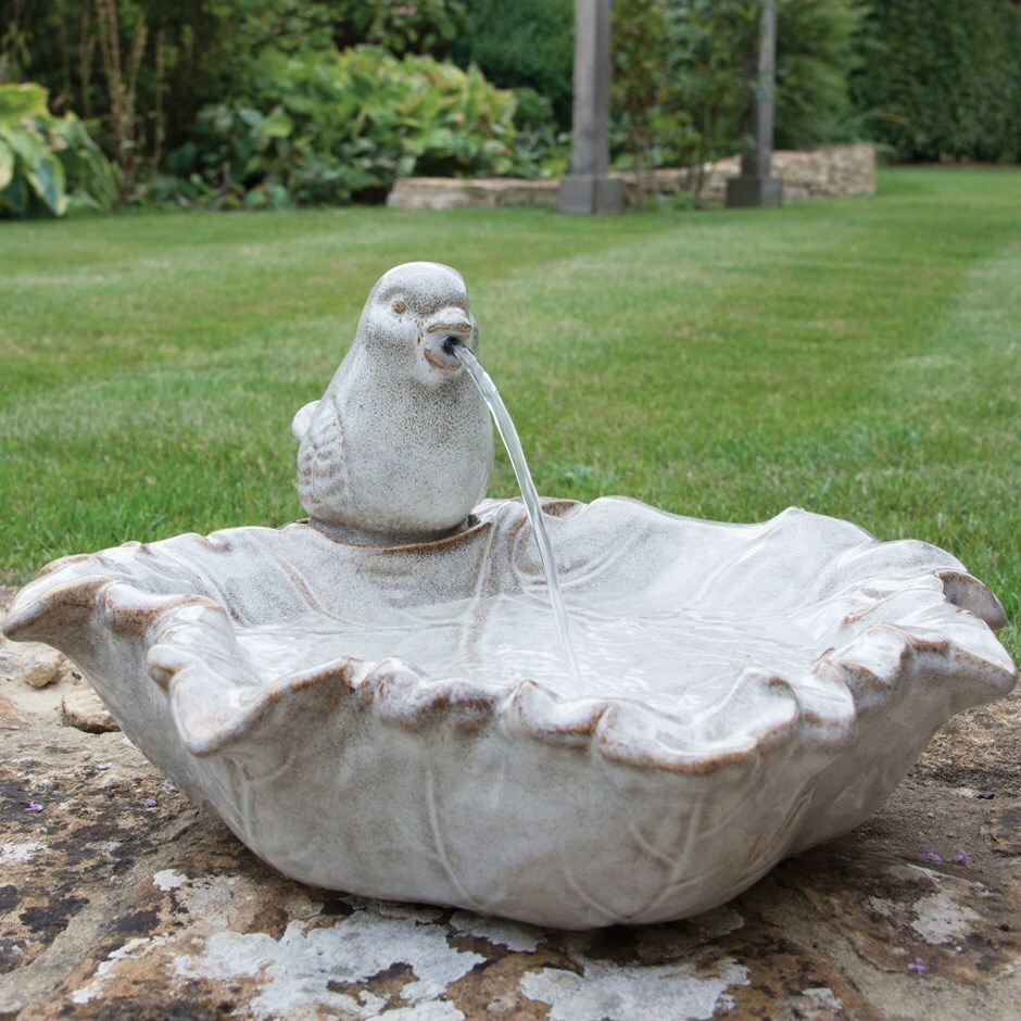 Bird water feature