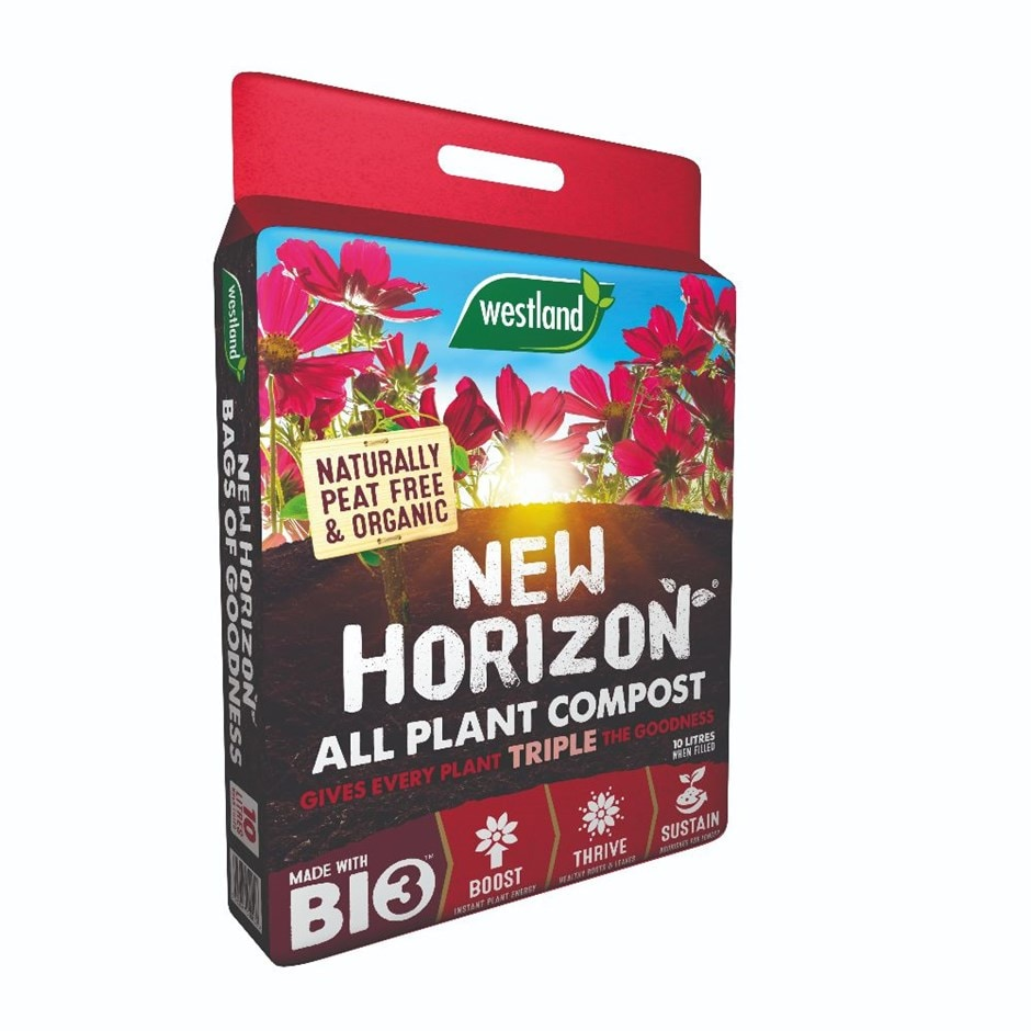 New Horizon all plant compost pouch - peat free