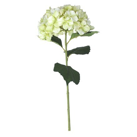 Artificial giant hydrangea stem