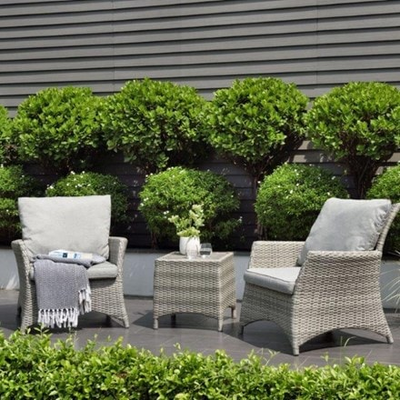 Lifestyle Garden Aruba sofa chair companion set