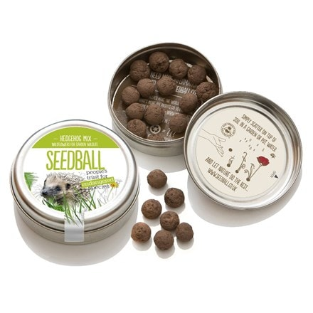 Seedballs PTES hedgehog mix