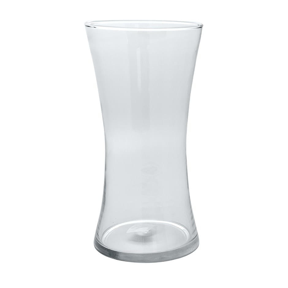 Carmen hand tied glass vase