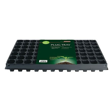 84 cell plug tray - two trays