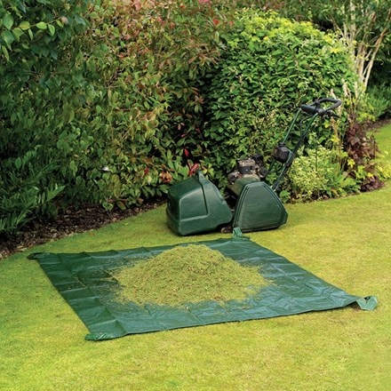 Large garden tidy sheet