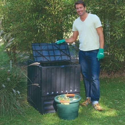 ECO-KING composter - two sizes