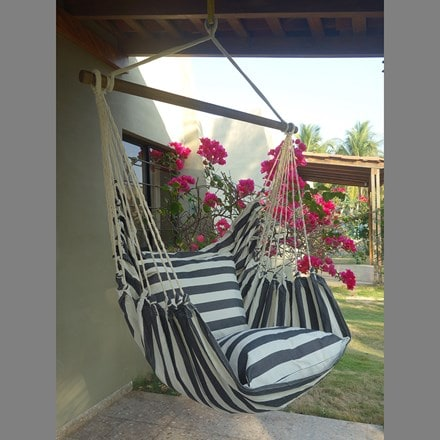 Swing hammock chair - Negrita