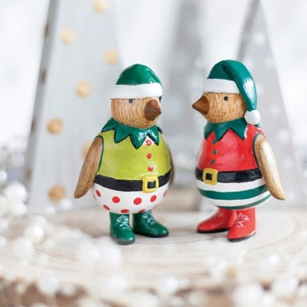 Christmas dinky penguins