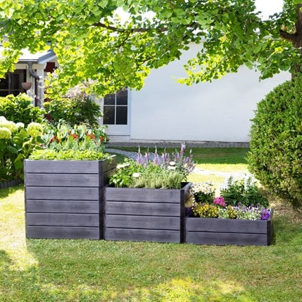 Raised bed system - large