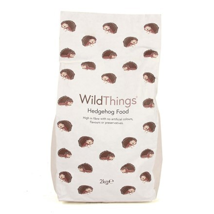 Wildthings hedgehog food 2kg