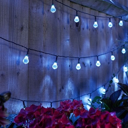 LED super bright string lights