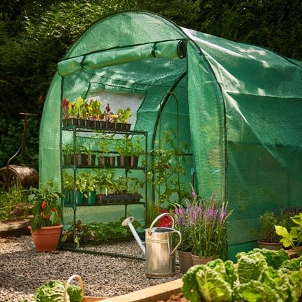 Premium poly tunnel cover