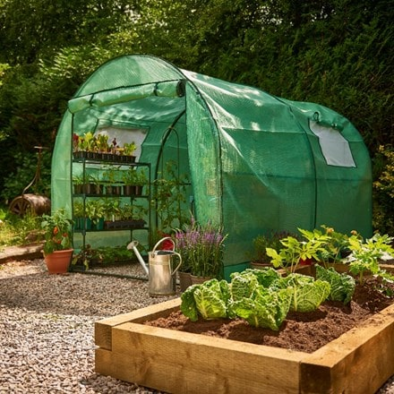 Premium poly tunnel