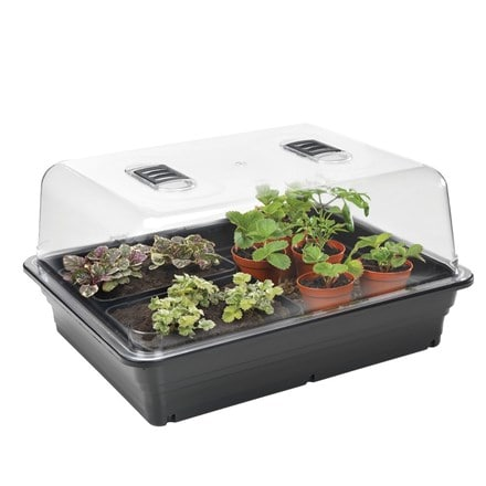 Thermostatic control electric propagator - 52cm